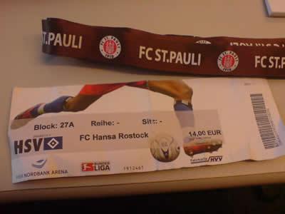 St Pauli und HSV