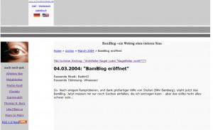 Bamblog 2004