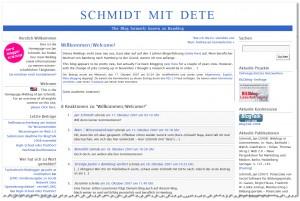 Schmidtmitdete 2007